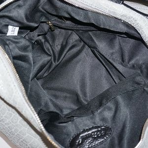 Lola Bernard Bags - Lola Bernard large hobo gray bag